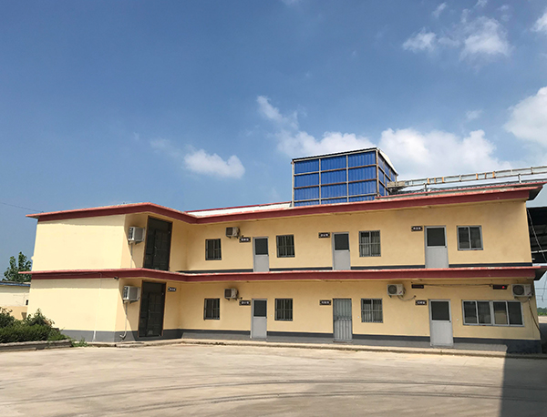 米厂办公楼